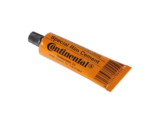 Continental Klej do szytek dla aluminiowych felg pomarańczowy